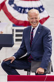 OKTOBER 13, 2016: Vicepresidentet Joe Biden delta i en kampanj för Nevada Democratic U S Senatkandidat Catherine Cortez Masto och Royaltyfri Fotografi