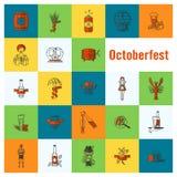 Oktoberfest啤酒节日 图库摄影