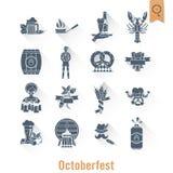 Oktoberfest啤酒节日 免版税库存照片