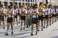 Oktoberfest à Munich Photo libre de droits