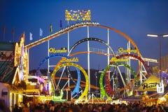 Oktoberfest à Munich Photos stock