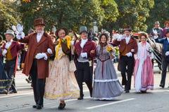 Oktoberfest στο Μόναχο στοκ εικόνες με δικαίωμα ελεύθερης χρήσης