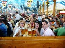 Oktoberfest Stockbild