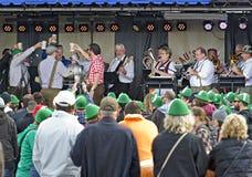Oktoberfest 2012 del damerino Fotografia Stock Libera da Diritti