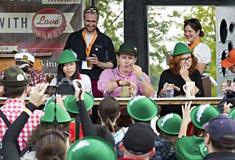 Oktoberfest 2012 des Galans Stockfoto