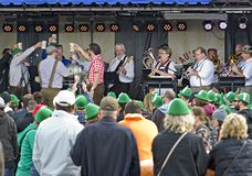Oktoberfest 2012 do Beau Fotografia de Stock Royalty Free