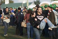 Oktoberfest 2012 do Beau Imagem de Stock Royalty Free