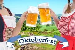 Oktoberfest Lizenzfreies Stockbild