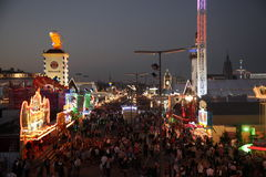 Oktoberfest 2013 Stock Foto
