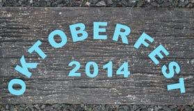 Oktoberfest 2014 Royalty-vrije Stock Foto's
