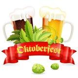 oktoberfest Lizenzfreie Stockfotos