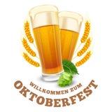 oktoberfest stock abbildung