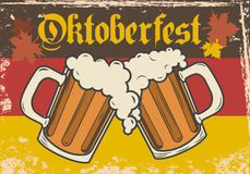oktoberfest royalty illustrazione gratis