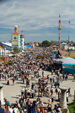 Oktoberfest. On the Theresienwiese in Munich, Bavaria, Germany Stock Image