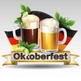 Oktoberfest Alemania Foto de archivo libre de regalías