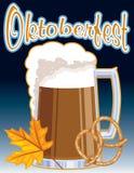 Oktoberfest Background Royalty Free Stock Photography
