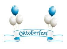 Oktoberfest banner Stock Images