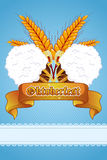Oktoberfest banner Royalty Free Stock Photos