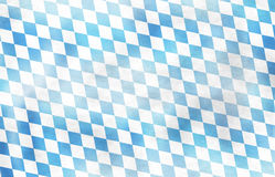 Oktoberfest Bavaria Flag Design Stock Photo