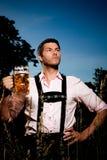 Oktoberfest bavarois Photo libre de droits