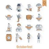 Oktoberfest Beer Festival Royalty Free Stock Photo