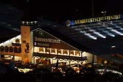 Oktoberfest beer festival in Munich, Germany Stock Photography