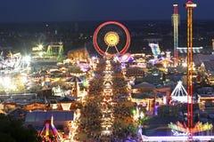 Oktoberfest beer festival in Munich, Germany Royalty Free Stock Photo