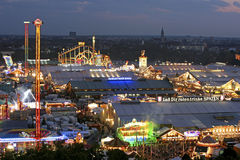 Oktoberfest beer festival in Munich, Germany Royalty Free Stock Images
