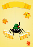 Oktoberfest beer Royalty Free Stock Photo