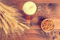 Oktoberfest Beer Mug Stock Photo