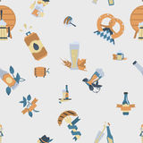 Oktoberfest Bierfestival Stockfoto