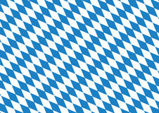 Oktoberfest blue background Stock Images