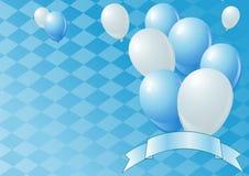 Oktoberfest Celebration. Background with Copy space Royalty Free Stock Image