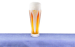 Oktoberfest Celebration Background with Beer Royalty Free Stock Photography