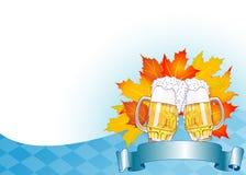 Oktoberfest Celebration Background Royalty Free Stock Images