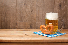 Oktoberfest celebration concept Royalty Free Stock Images