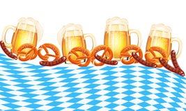 Oktoberfest celebration design Royalty Free Stock Photography