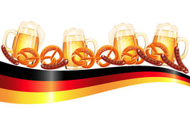 Oktoberfest celebration design Stock Photo
