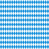 Oktoberfest checkered background Royalty Free Stock Photos