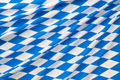 Oktoberfest checkered background Royalty Free Stock Photography