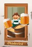 Oktoberfest concept Stock Images