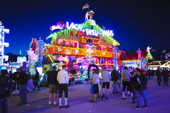 Oktoberfest em Munich Imagem de Stock Royalty Free