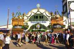 Oktoberfest em Munich Imagens de Stock