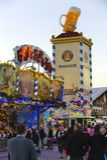 Oktoberfest em Munich Imagens de Stock Royalty Free