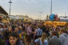 Oktoberfest 2015 en Munich, Alemania Fotografía de archivo libre de regalías