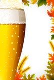 Oktoberfest Feier-Hintergrund Stockfotos