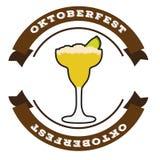 Oktoberfest grafisk design vektor illustrationer