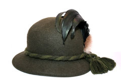 Oktoberfest hat. Traditional germany hat for national festival Royalty Free Stock Image