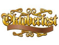 Oktoberfest Logo Stock Image