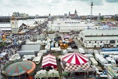 Oktoberfest München 2011 stock afbeelding